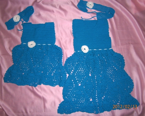 Mergaitiskos sukneles
